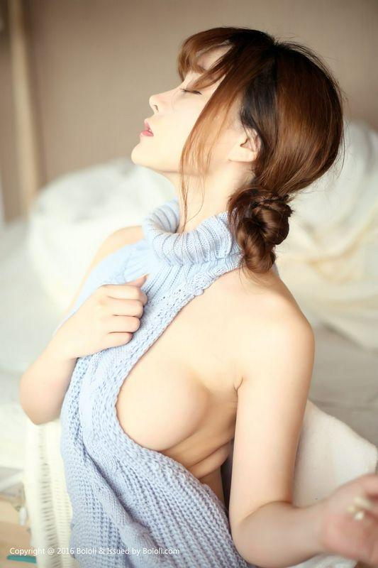 柳侑绮BoLoli波萝社新刊高清写真图BOL.067闪光少女